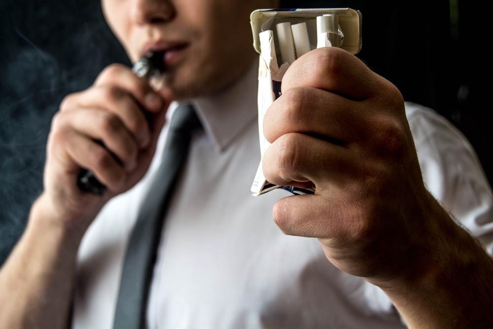 Quit Smoking By Vaping This New Year