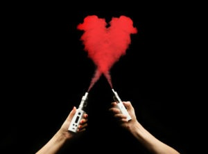 Vaping for Valentines Day
