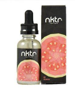 nktr guava e-liquid