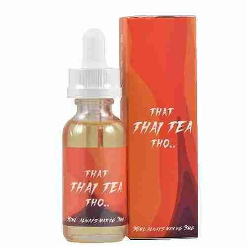 that thai tea tho.. e-juice