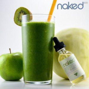 Naked100 Green Blast Vape Juice
